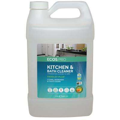 128 oz. Parsley Plus All-Purpose Kitchen and Bathroom Cleaner