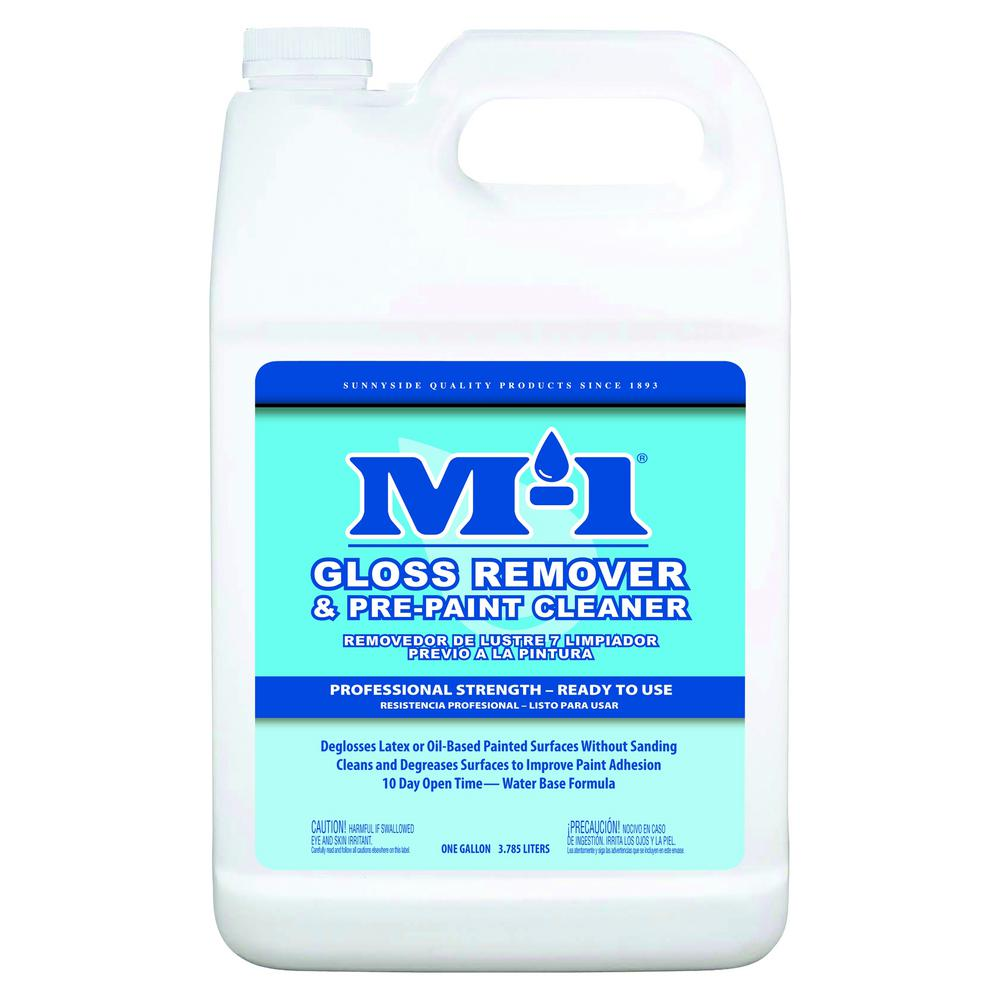 M-1 1 gal. Paint Deglosser and Pre-Paint Cleaner (2-Pack)
