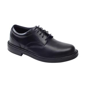 Deer Stags Times Black Size 7 Medium Plain Toe Oxford Shoe for Men by Deer Stags