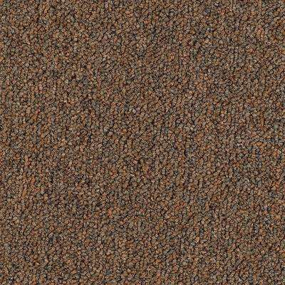 Carpet Sample - Top Rail 26 - Color Craft Paper Loop 8 in. x 8 in.
