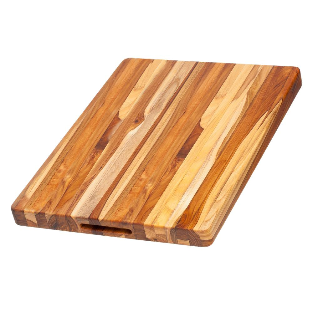 A wood cutting board is one of the most important tools in your kitchen and it helps to have several available for different jobs. Your wood cutting board can .