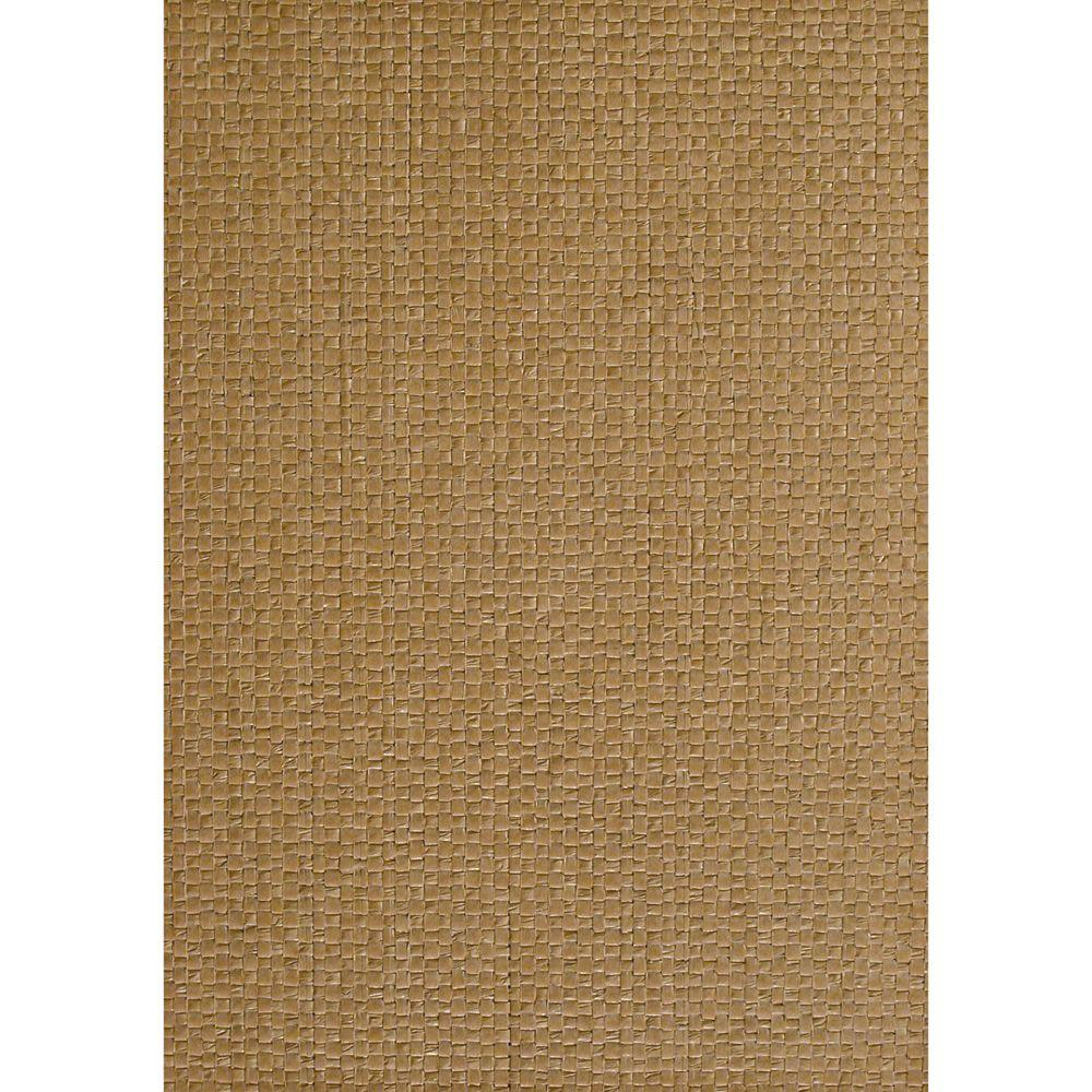 The Wallpaper Company 72 sq. ft. Driftwood Maiden Grass Wallpaper-DISCONTINUED