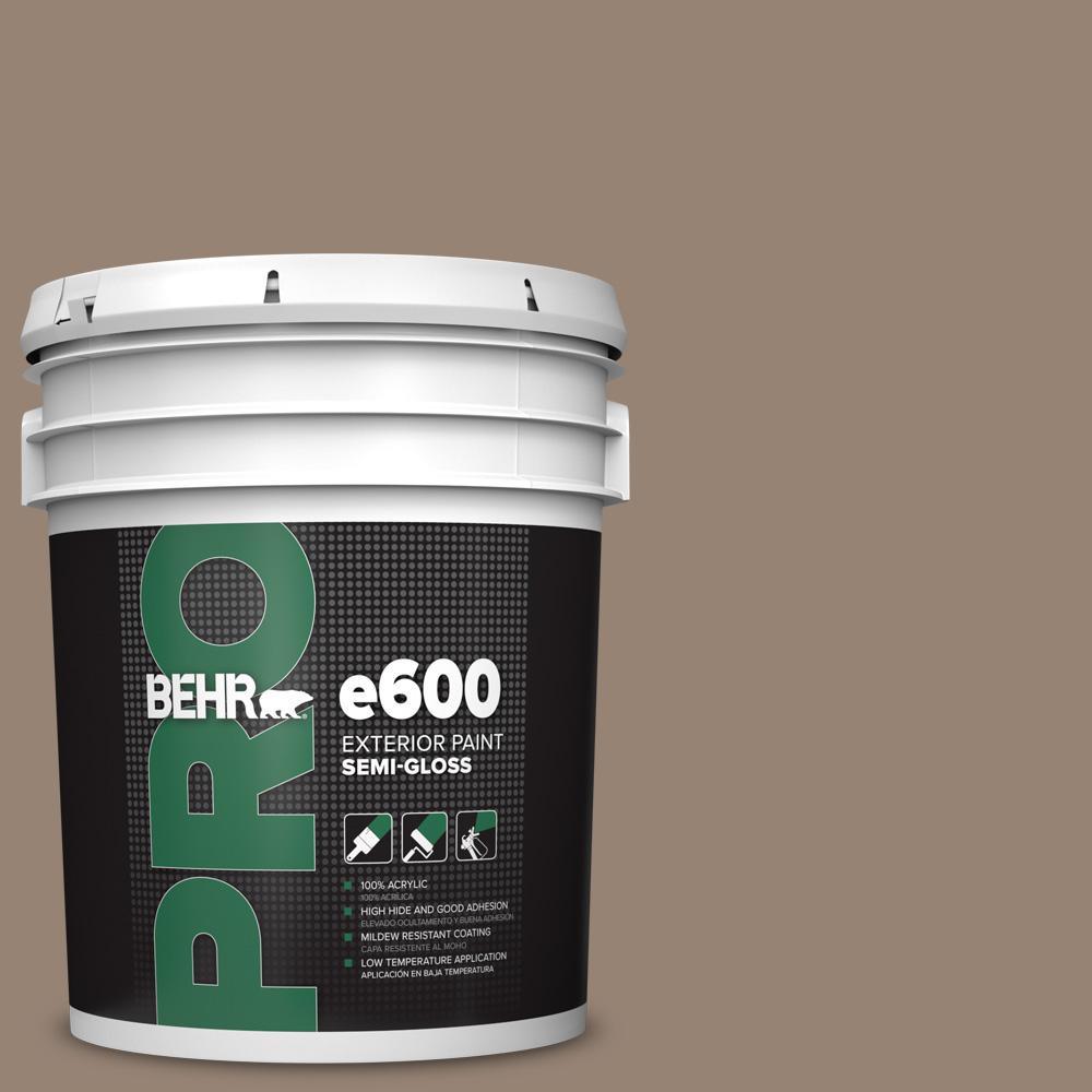 Behr Pro 5 Gal 470d 5 Herbal Semi Gloss Exterior