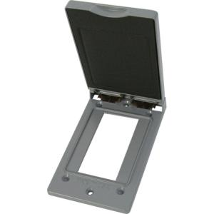 Greenfield Weatherproof Electrical Box Gfci Outlet Cover