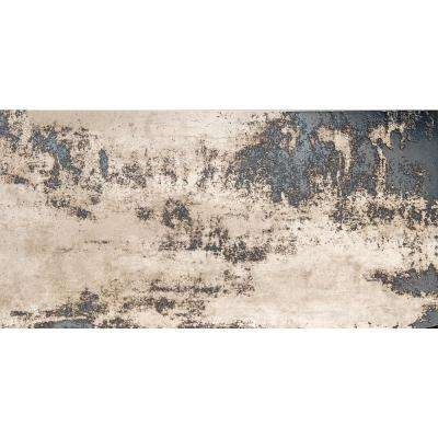 Chemistry Brown 12 in. x 24 in. Porcelain Floor and Wall Tile (15.50 sq. ft. / case)