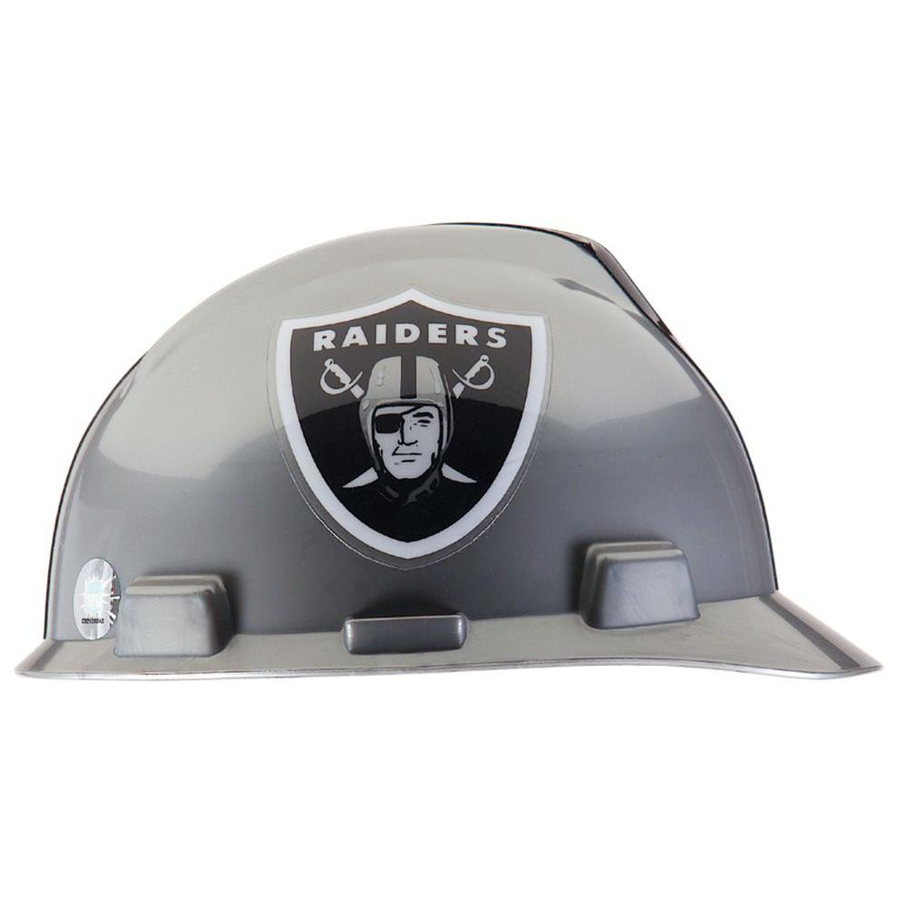 null Oakland Raiders NFL Hard Hat
