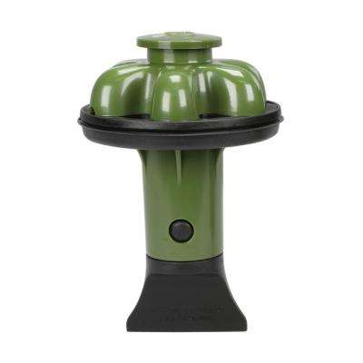 Disposal Genie II Garbage Disposal Strainer and Stopper in Olive