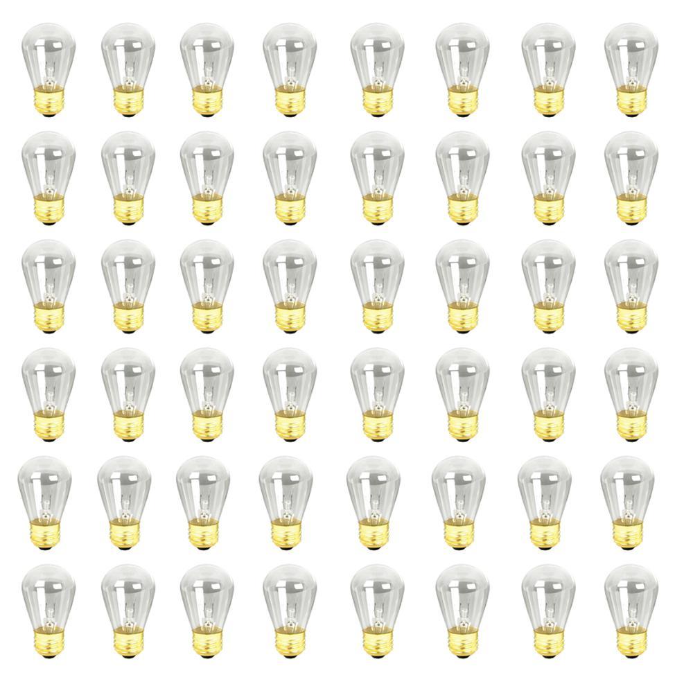 48 Incandescent Light Bulbs Light Bulbs The Home Depot