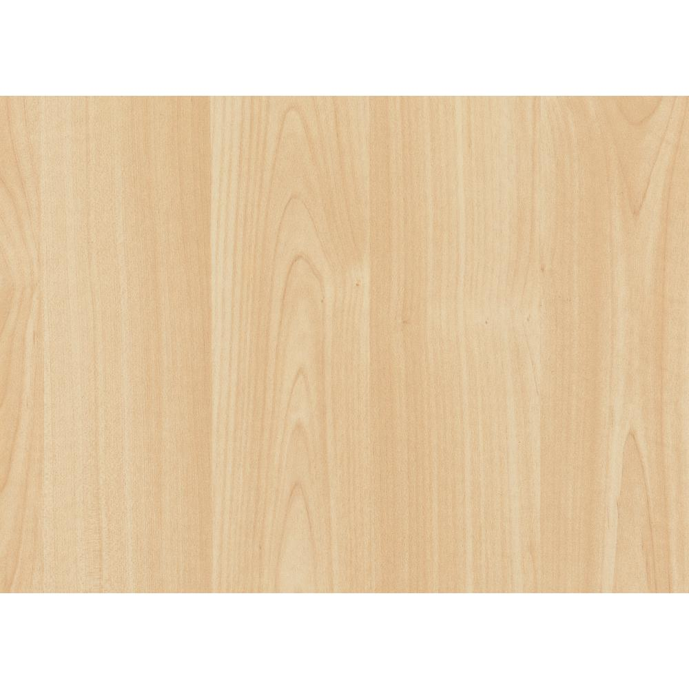 Maple 17 in. x 78 in. Home Decor Self Adhesive Film