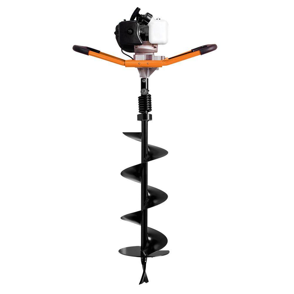 43cc Earth Auger Powerhead with 8 in. Bit