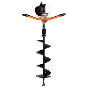 Powermate 43cc Earth Auger Powerhead with 8 inch Bit by Powermate