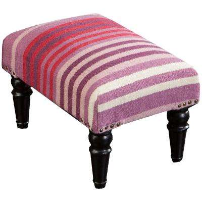 Rectangle - Chenille - Ottomans - Living Room Furniture - The Home Depot