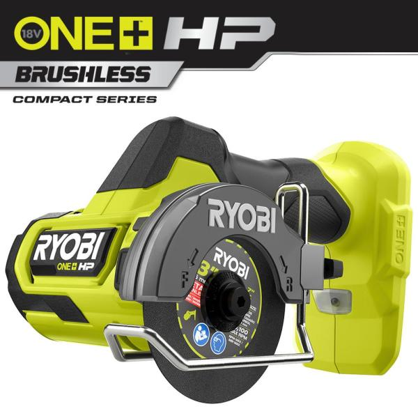 ONE+ HP 18V Brushless Cordless Compact Cut-Off Tool (Tool Only)