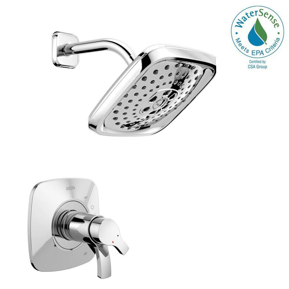 delta 3 handle shower valve plumbing fixtures compare prices at
