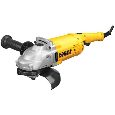 15 Amp Corded 7 in. Angle Grinder