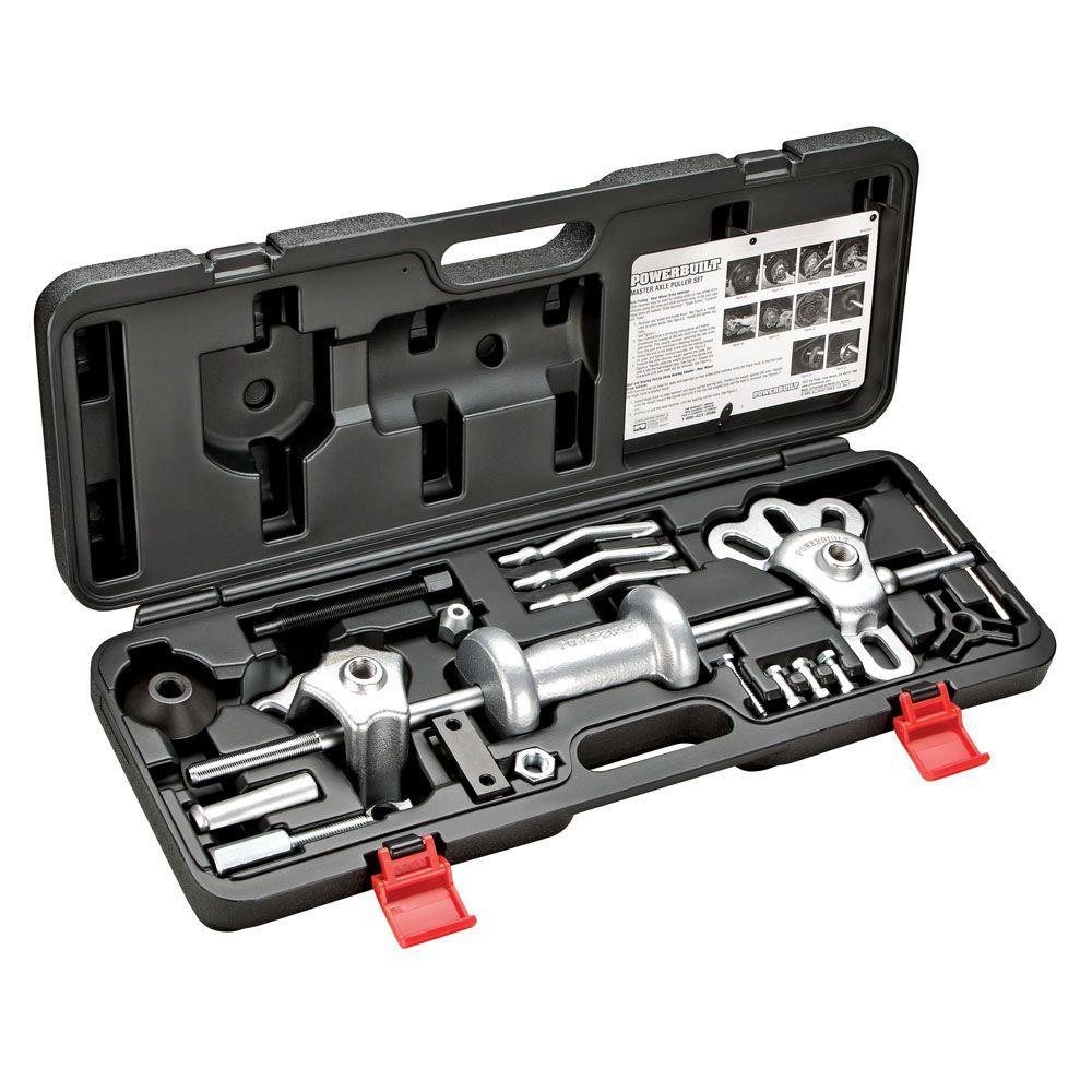 Powerbuilt Master Axle Puller Kit-940369 - The Home Depot