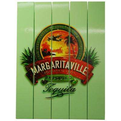 Imported Tequila Outdoor Wall Art Sign