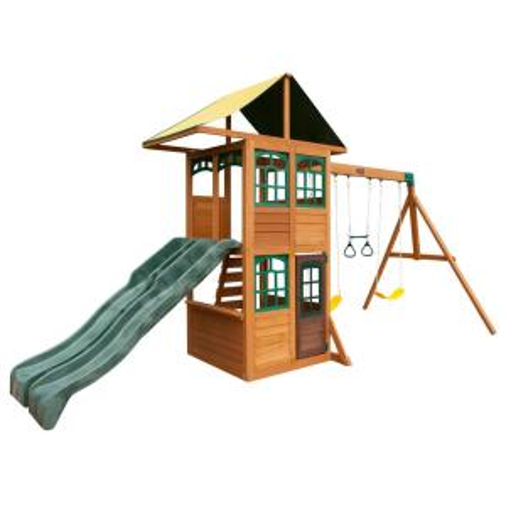 Big Backyard Play Systems