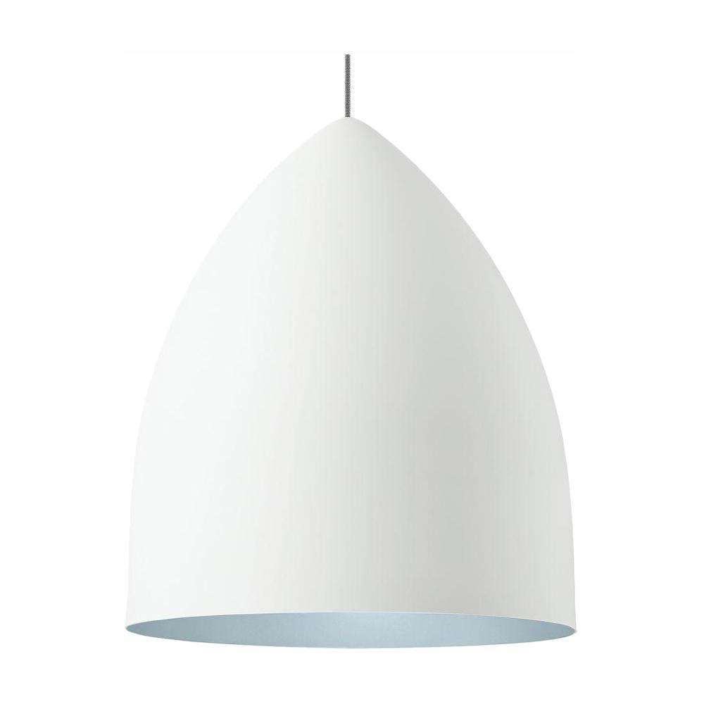 LBL Lighting Signal Grande White LED Line-Voltage Pendant LBL Lighting Signal Grande White LED Line-Voltage Pendant