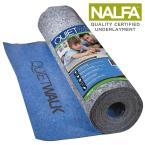 100 sq. ft. 3 ft. x 33.3 ft. x 3 mm Underlayment w/Sound Barrier and Moisture Barrier for Laminate & Engineered Flooring