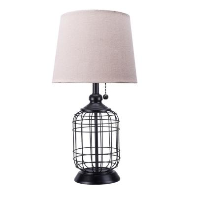 Pull Chain Table Lamps The, Twin Pull Chain Table Lamp
