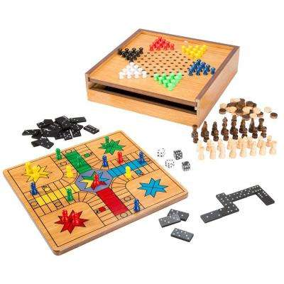 12 in. 7-in-1 Combo Game