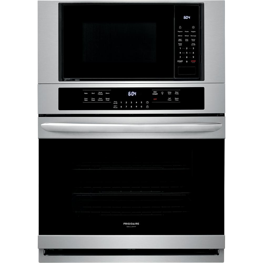 Electric True Convection Wall Oven