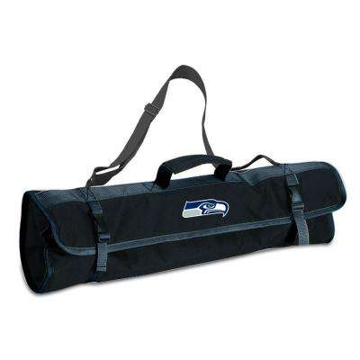 Seattle Seahawks 3-Piece BBQ Tote