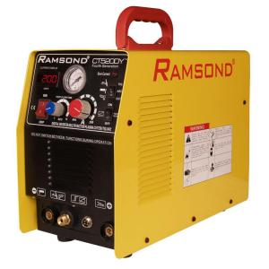 Ramsond 3-in-1 Multi-Function Digital Inverter Plasma Cutter with TIG Welder and ARC (MMA) by Ramsond