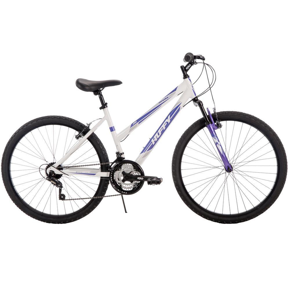 Huffy Rival 26 in. Women's Aluminum Mountain Bike, Multi
