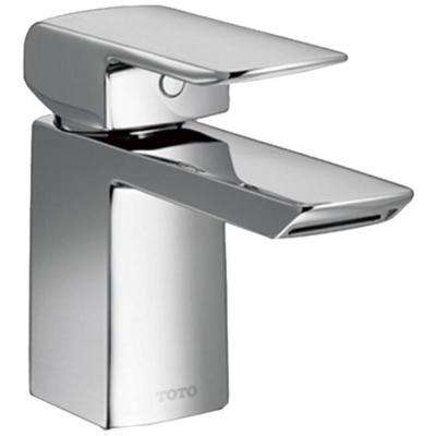 Soiree Single Hole Single-Handle Bathroom Faucet in Polished Chrome