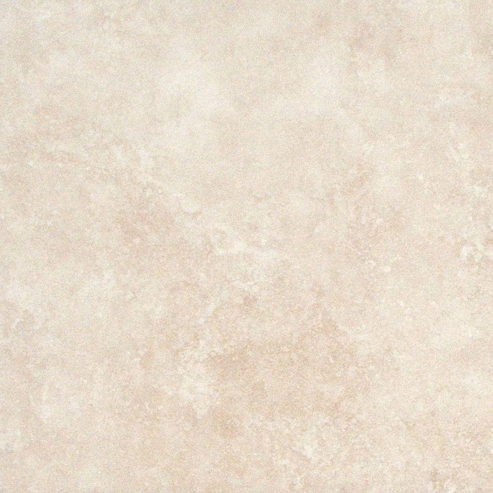 Msi Travertino Beige 12 In X 12 In Glazed Porcelain