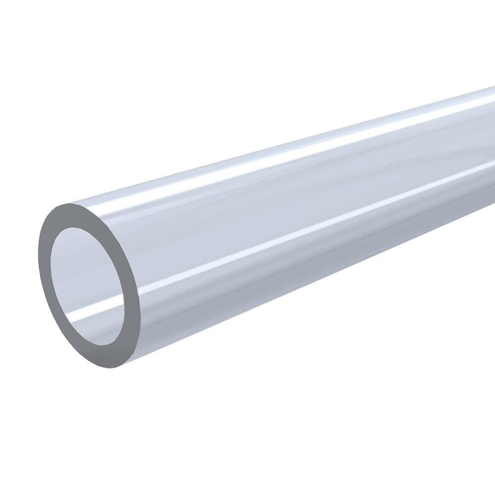 Furniture Grade Sch. 40 PVC Pipe  sc 1 st  The Home Depot & Formufit 1/2 in. x 5 ft. Furniture Grade Sch. 40 PVC Pipe in Purple ...