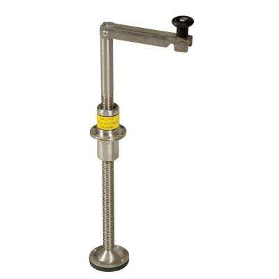 26 in. Stainless Steel Leveling Jack