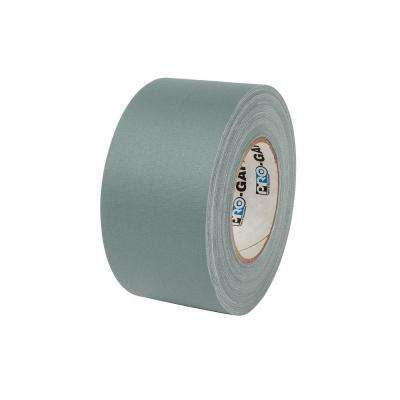 3 in. x 55 yds. Grey Gaffer Industrial Vinyl Cloth Tape (3-Pack)