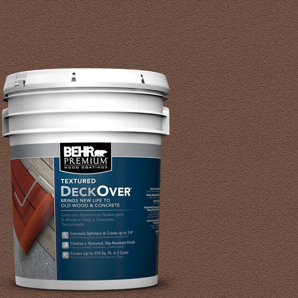 #SC-129 Chocolate Textured DeckOver