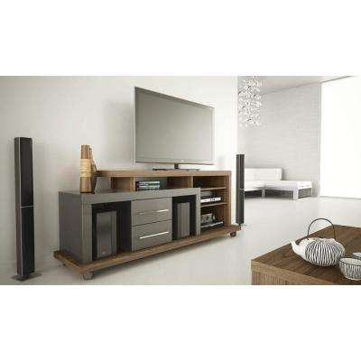 Empire Avalon and Onyx Storage Entertainment Center