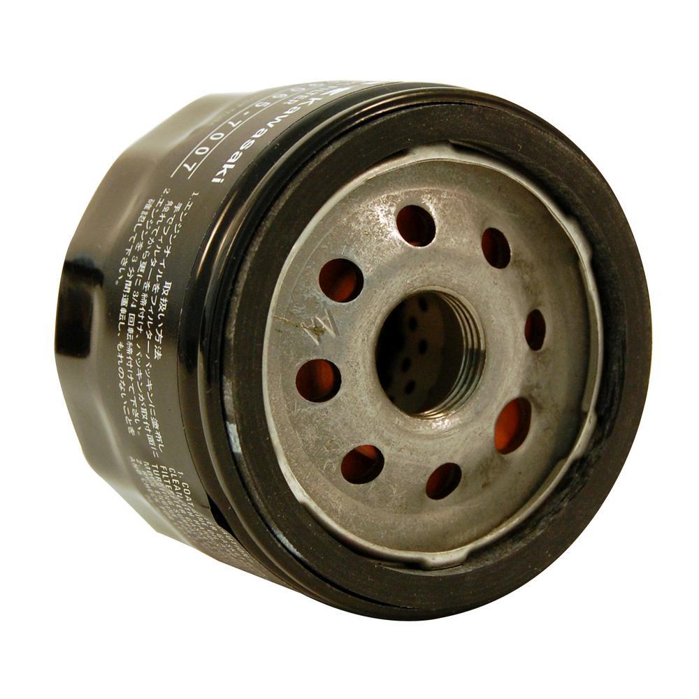 Kawasaki Oil Filter for Kawasaki 22 - 24 HP Engines-490-201
