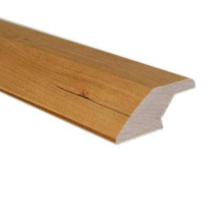 Cherry 3/4 in. Thick x 2-1/4 in. Wide x 78 in. Length Hardwood Natural Lipover Reducer Molding