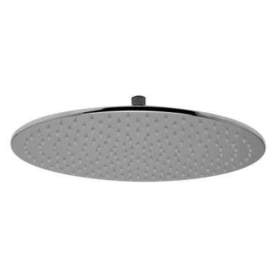 1-Spray 16 in. Fixed Showerhead with LED Lighting in Polished Chrome
