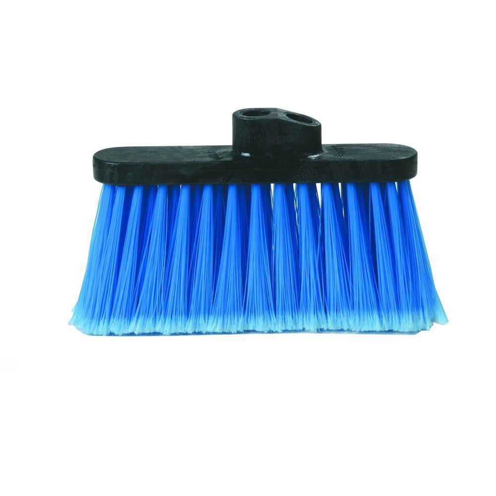 Carlisle Light Industrial Blue Duo-Sweep Replacement Broo...