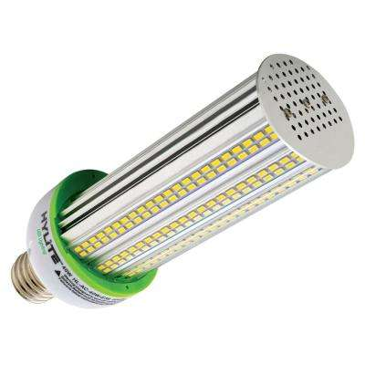 40W Arc-Cob LED Lamp 250W HID Equiv 5000K 7316 lumens Ballast Bypass 120V-277V E39 Base IP 65 UL & DLC Listed (1-Bulb)