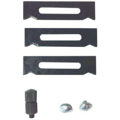 Replaceable Blades with Screws