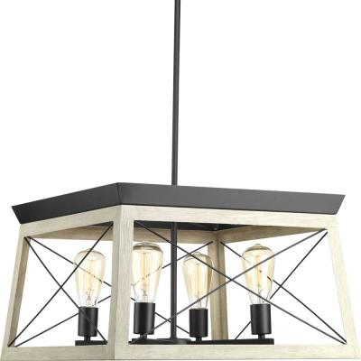 Briarwood Collection Four-Light Chandelier