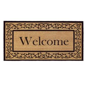 Home & More Abbington 36 inch x 72 inch Door Mat by Home & More