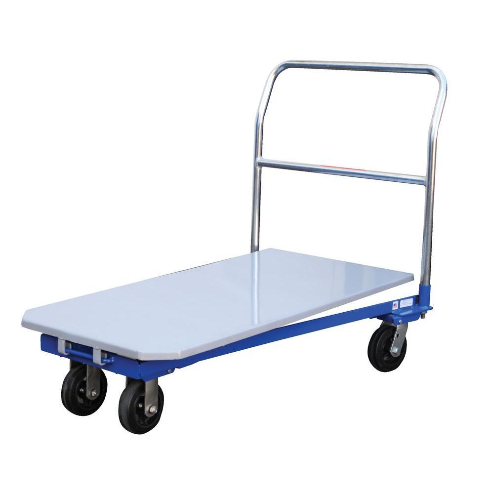 1,500 lb. Capacity Platform Nesting Cart
