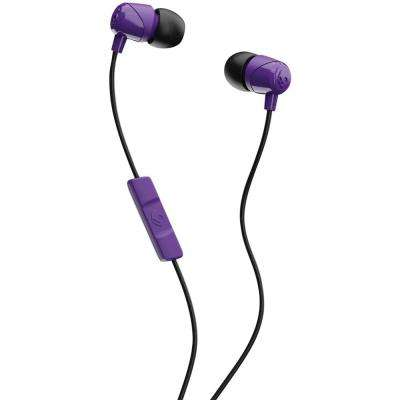 Jib In-Ear Earbuds with Microphone in Purple