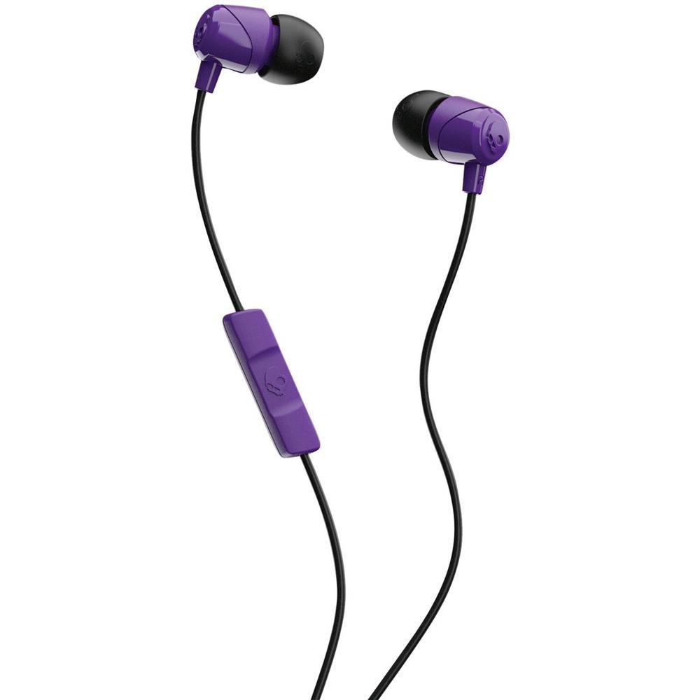 Jib In-Ear Earbuds with Microphone in Purple