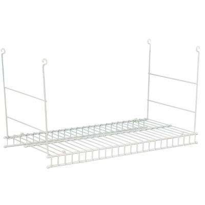 24 in. Hanging Wire Shelf