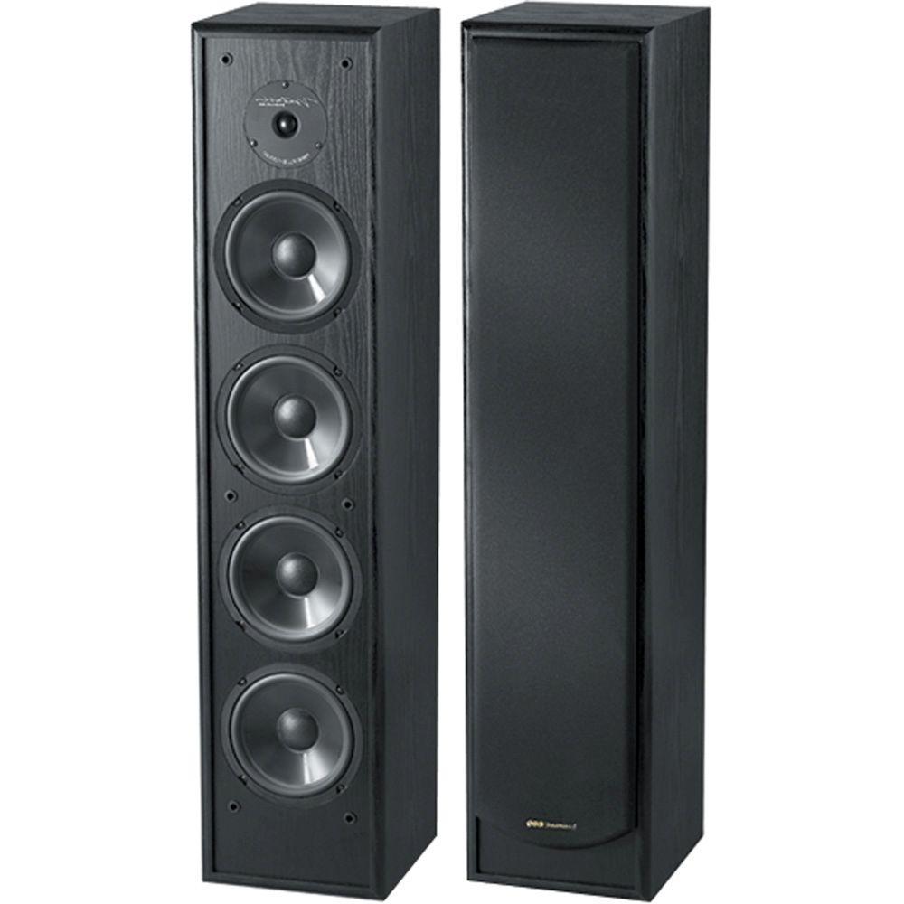 BIC America Venturi 8 in. 250-Watt Tower Speaker